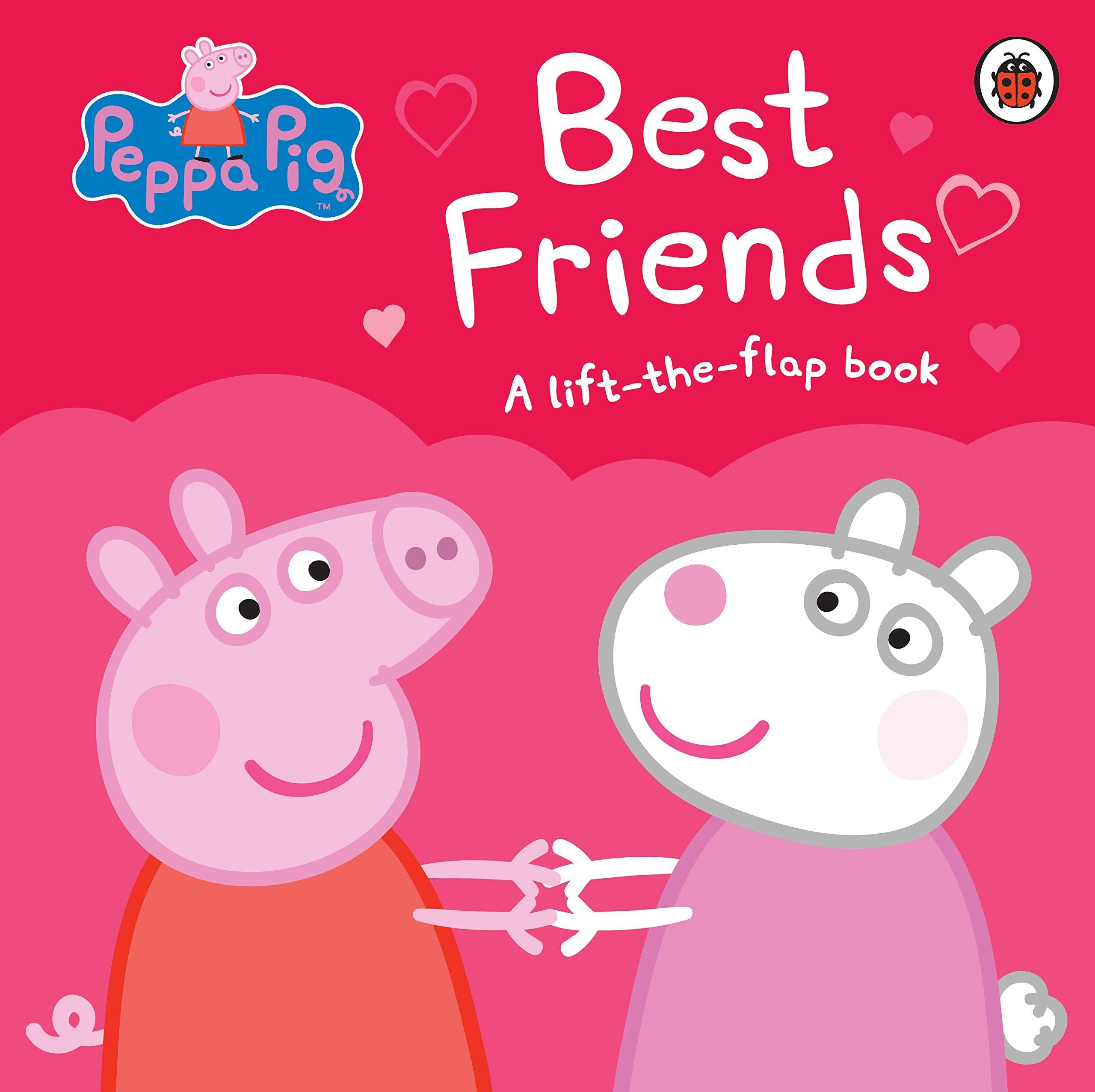 peppa pig best friends amazon co uk ladybird 9780241249239 books