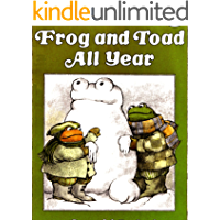 Frog and Toad All Year: kids books ages 3-5