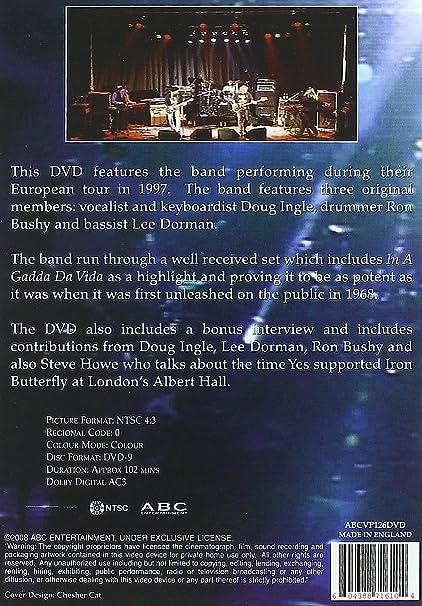 Concert And Documentary: Europe 1977 Reino Unido DVD: Amazon ...