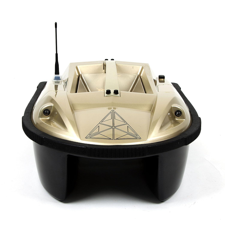 Futterboot Prisma 3 Frontansicht
