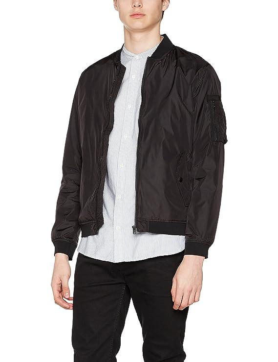 Amazon.com: Jack & Jones Mens Justin Bomber Jacket: Jack Jones: Clothing