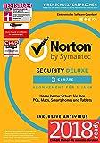 Norton Security Deluxe   3 Geräte   PC/Mac/Smartphone/Tablet   Download