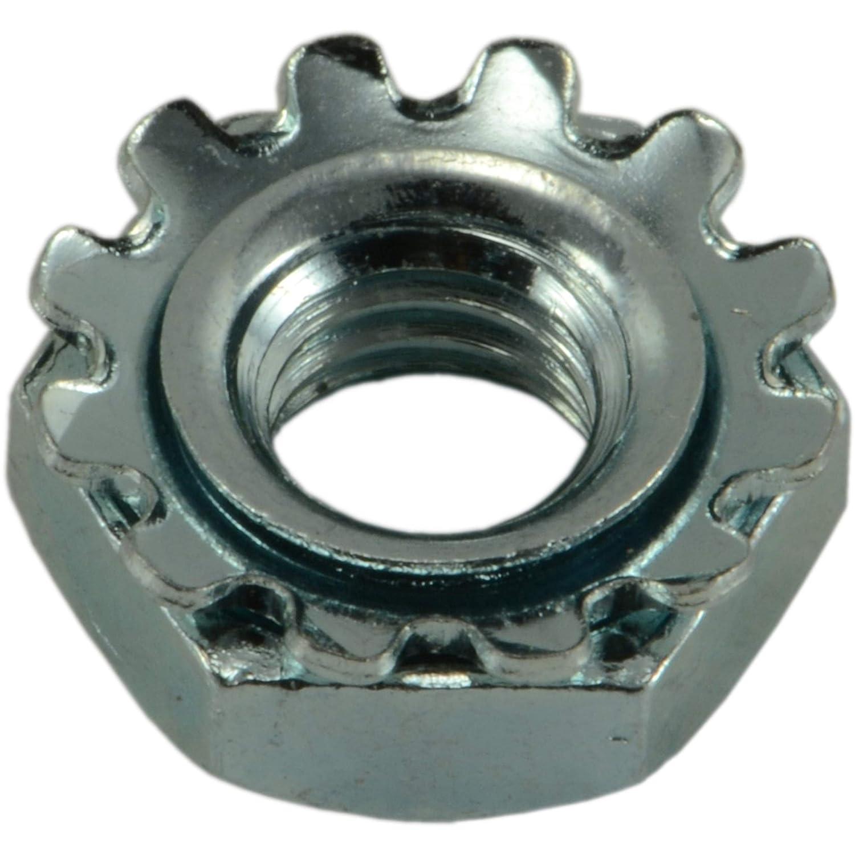 Hard-to-Find Fastener 014973268442 10-32-Inch Fine Kep Lock Nuts, 100-Piece