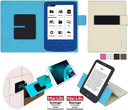 Funda para TrekStor eBook Reader Pyrus Mini | in Beige | Carcasa ...