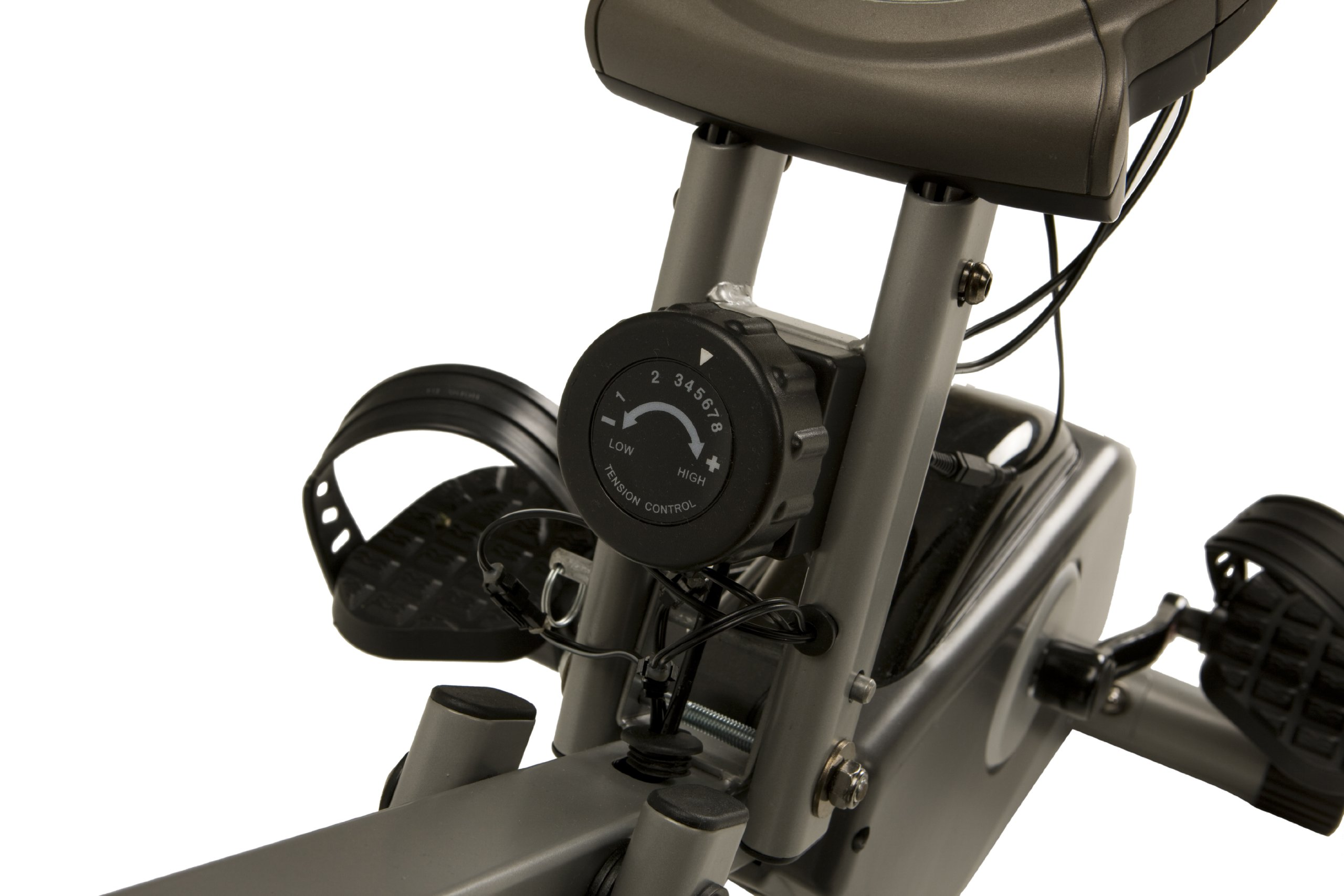 Exerpeutic 400XL Folding Recumbent Bike by Exerpeutic (Image #4)