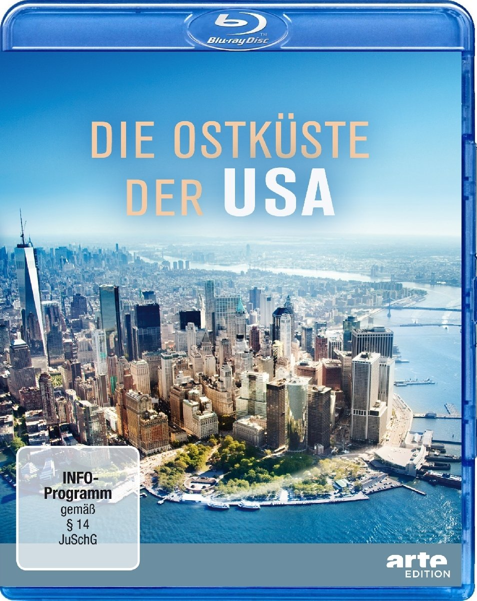 Die Ostküste der USA [Blu-ray]: Amazon.de: -: DVD & Blu-ray