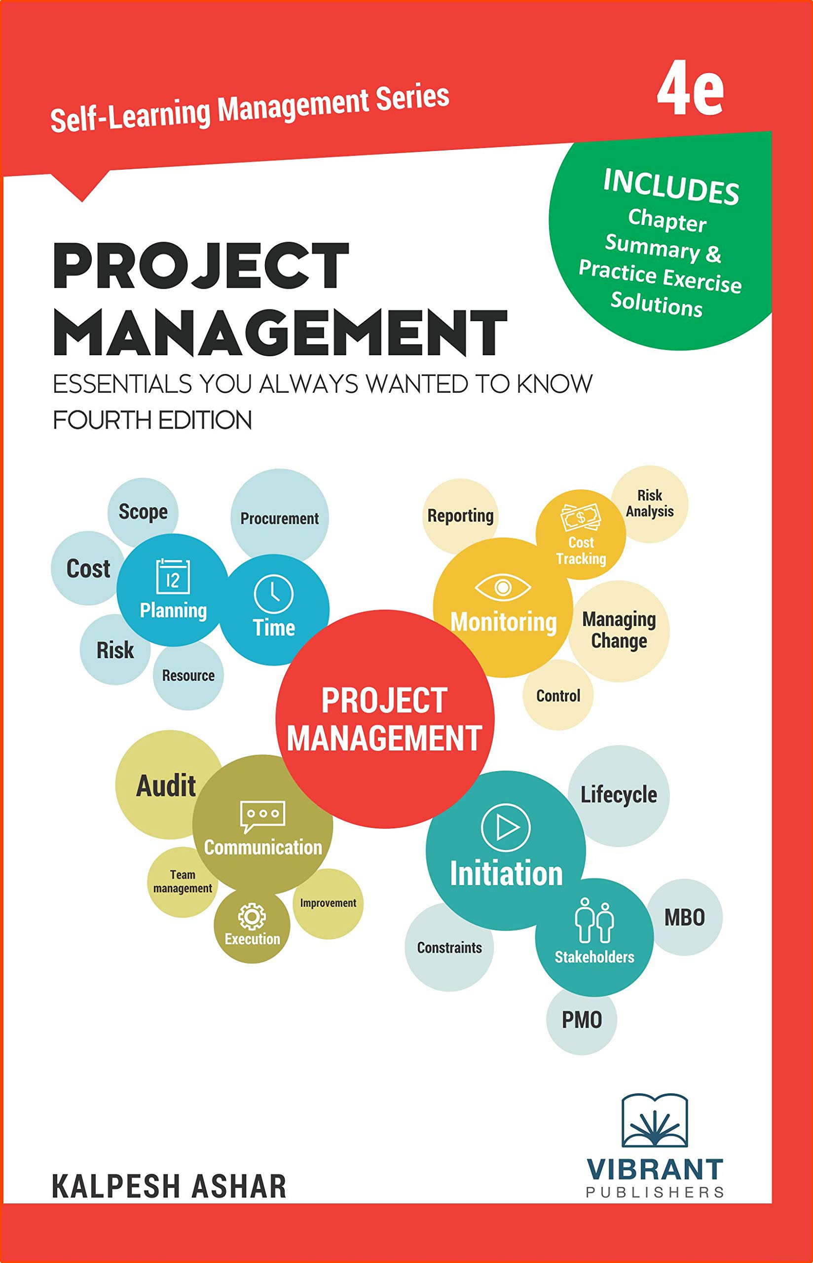 Project Management Essentials You Always Wanted To Know: 4th Edition: 12 (Self Learning Management Series)