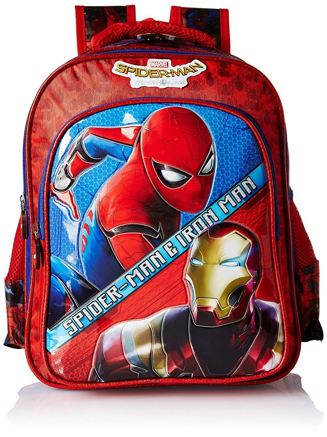 84ae2b27dcd Spiderman Homecoming School Bag for Children of Age Group 6-8 Years | Size  16 inch: Amazon.in: Bags, Wallets & Luggage