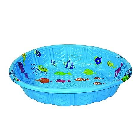Piscine Per Bambini Rigide.Piscina Parabebes E Bambini Rigida Media 110 X 110 X 20 Cm