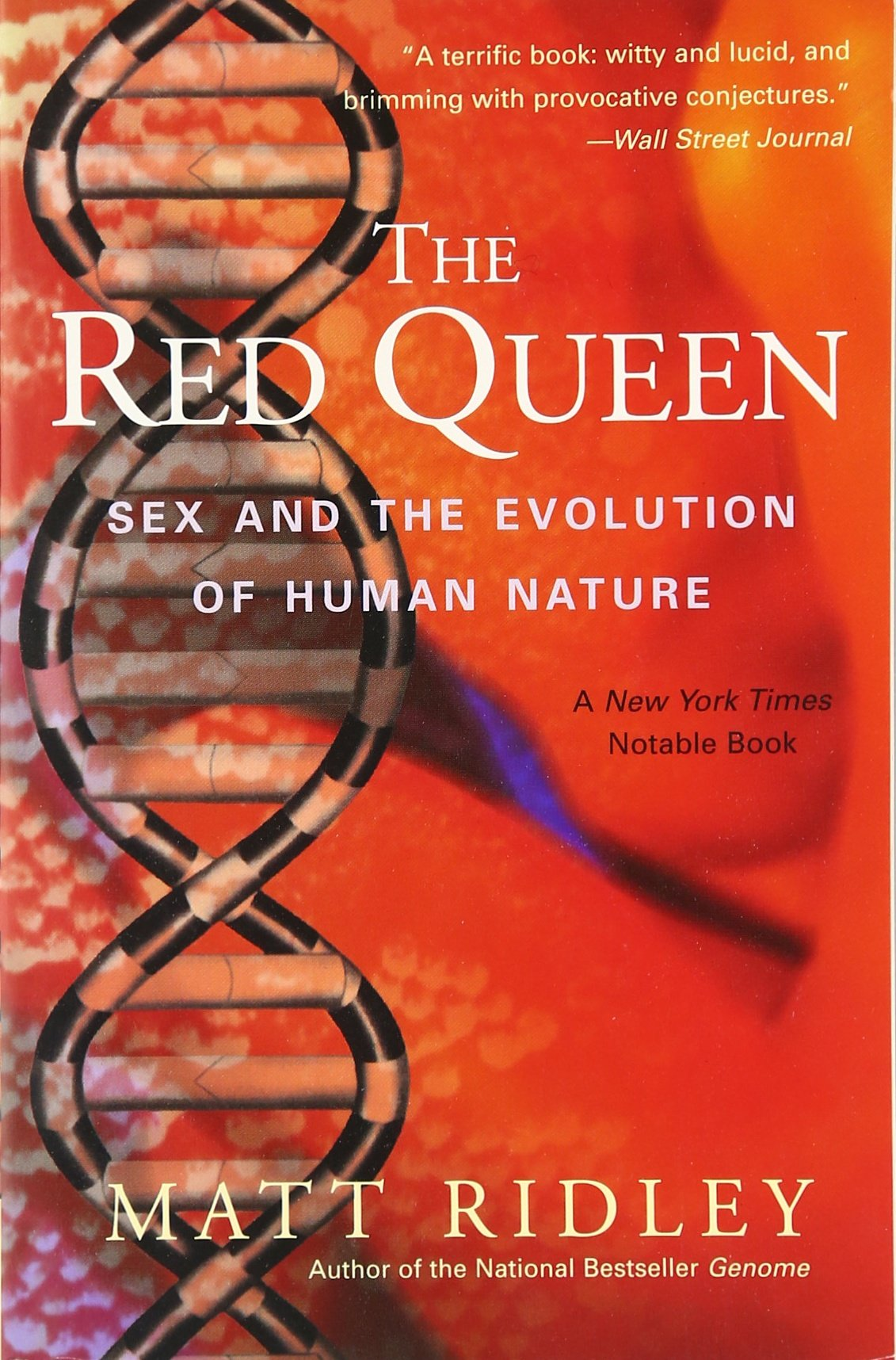 The Red Queen: Sex And The Evolution Of Human Nature: Matt Ridley:  9780060556570: Amazon: Books