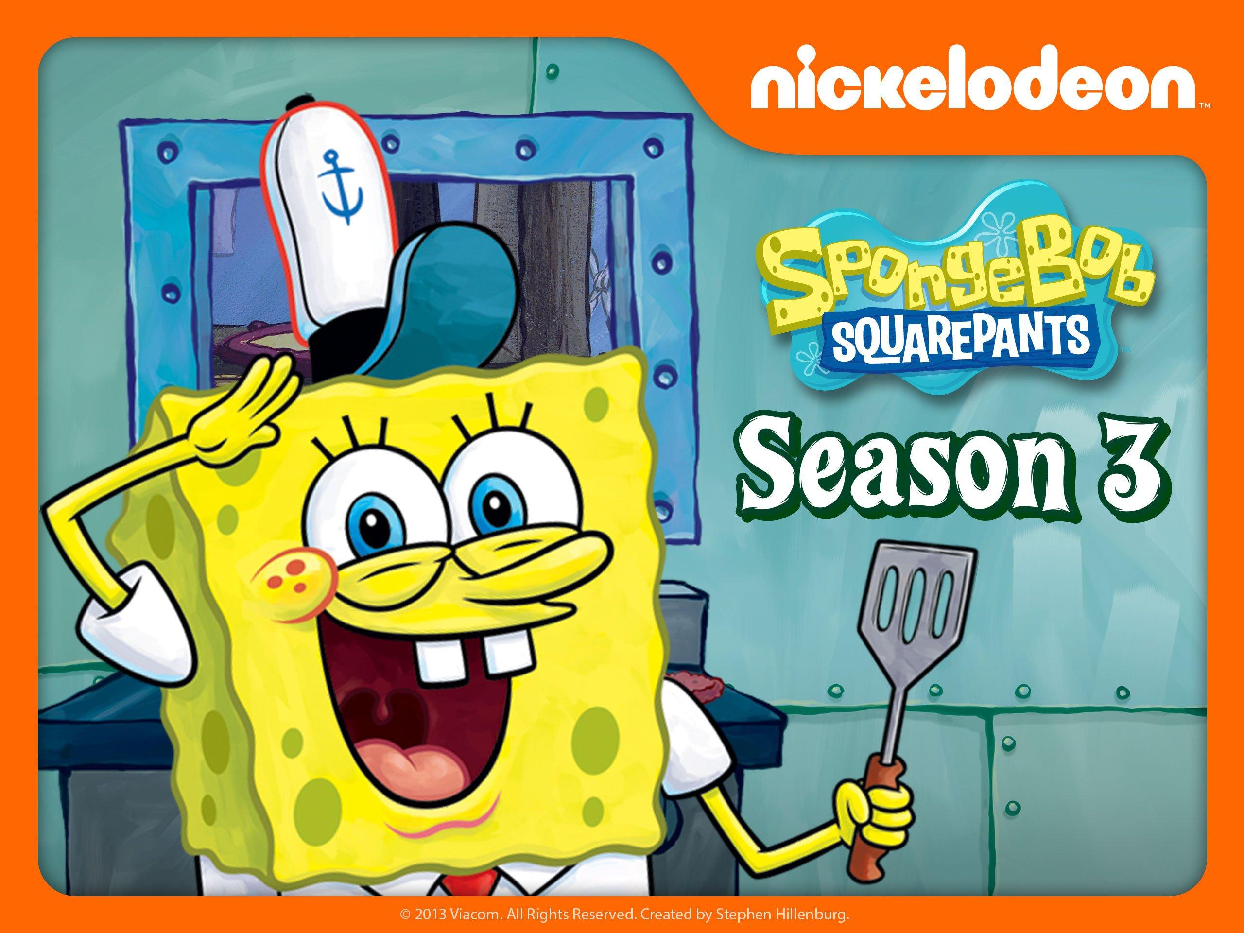 Amazonde Spongebob Squarepants Ov Staffel 3 Ansehen Prime Video