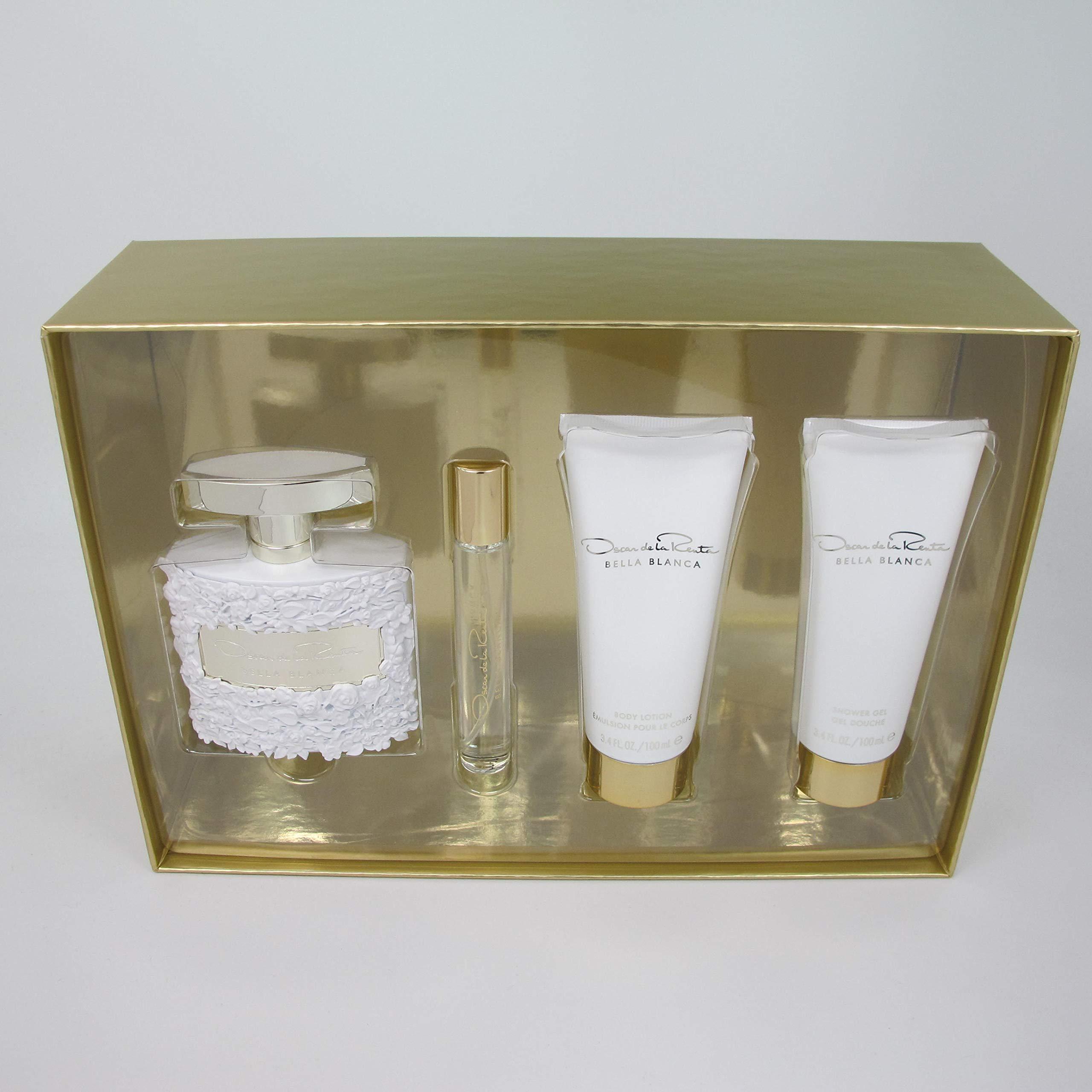 4-Pc. Bella Blanca Gift Set