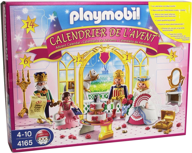 PLAYMOBIL - Calendario de Navidad Boda de la Princesa (4165 ...