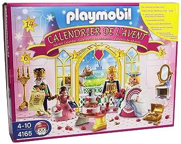 Playmobil - Calendario de Navidad Boda de la princesa (4165): Amazon.es: Juguetes y juegos