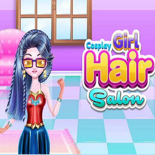 COSPLAY GIRL HAIR - Dress up games for girls/kids