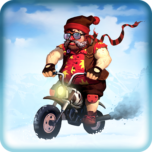 Trials Frontier (Best Graphics Car Game For Android)