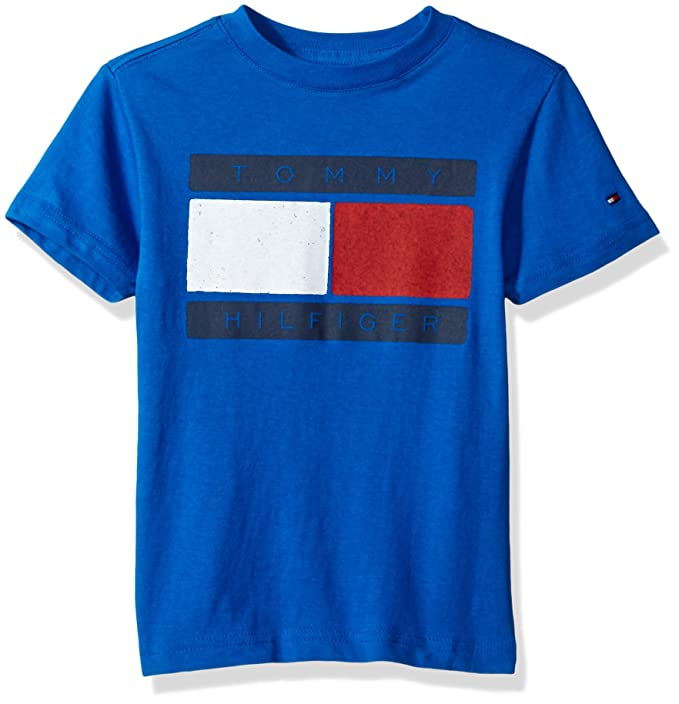 021d5e42cf36 Tommy Hilfiger boys Liberty Tee  Amazon.ca  Clothing   Accessories