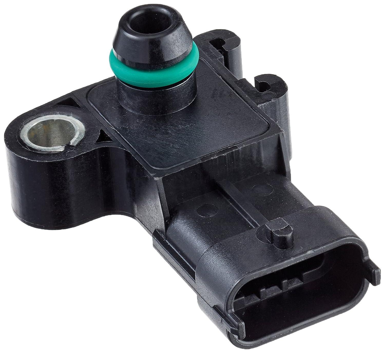 HELLA 6PP 013 112-081 Sensor Saugrohrdruck Anschlussanzahl 3