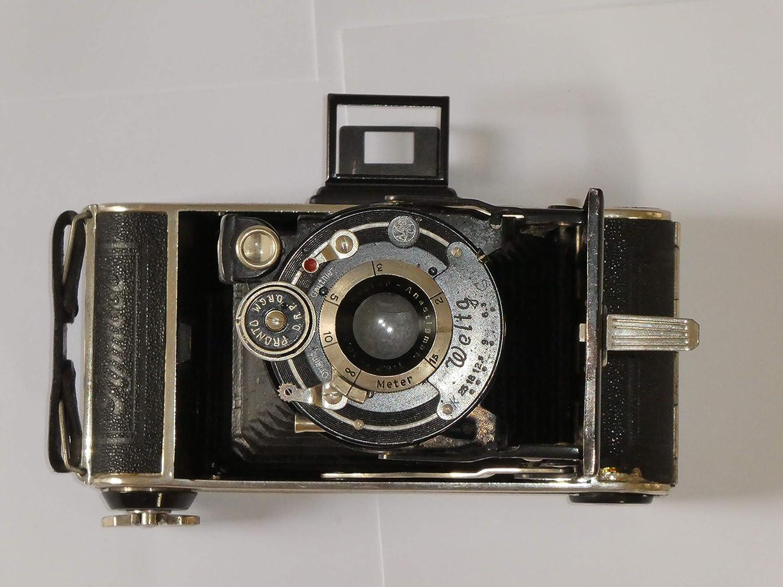 Welta Symbol - Cámara de Fotos Plegable (Formato 6x9-120, 1:6,3 f ...