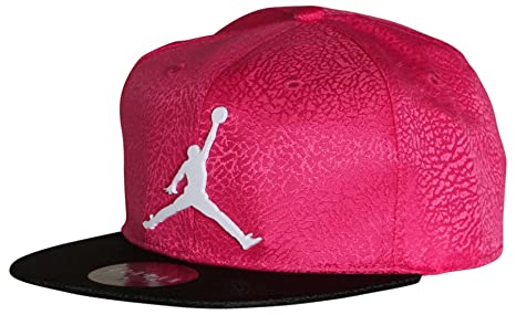 76ddcf83dabd Image Unavailable. Image not available for. Color  Air Jordan Jumpman  Elephant Print Adjustable Youth Cap ...