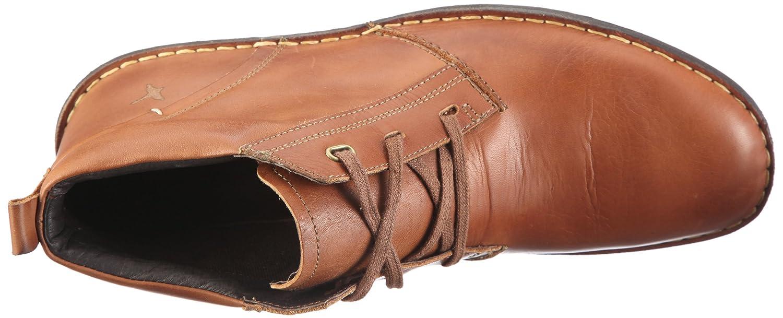 Pikolinos Chile-2 01G-5056 - Zapatos de cuero para hombre, color marrón, talla 40: Amazon.es: Zapatos y complementos