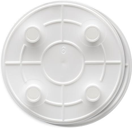 Ateco Lady Mary Separator Plate 6 Diameter 2-Pack