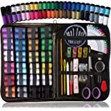 ARTIKA Sewing KIT, Over 110 Quality Sewing Supplies, Sewing kit for DIY, Beginners, Emergency, Kids, Summer Campers, Travel a