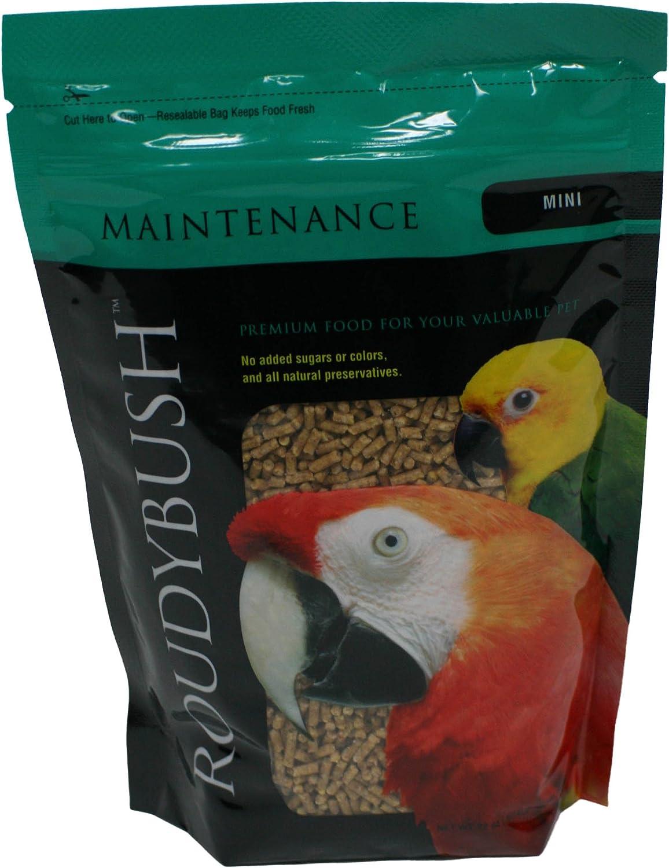 Roudybush Daily Maintenance Bird Food, Mini, 22-Ounce (Pack May Vary)