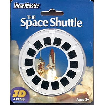 Best of Best Space Shuttle View Master: Toys & Games