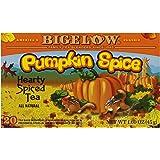 Bigelow Pumpkin Spice Tea, 20-Count (Pack of 6)