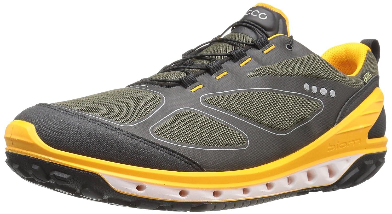 Black Tarmac Fanta ECCO Men's Biom Venture Gore-tex Hiking shoes