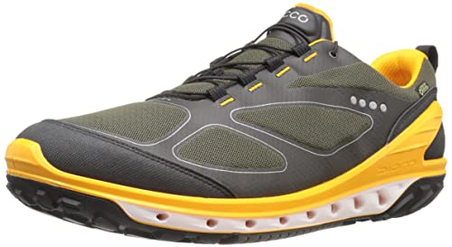 40ab6d850b ECCO Men's Biom Venture Textile Gore-Tex Hiking Shoe