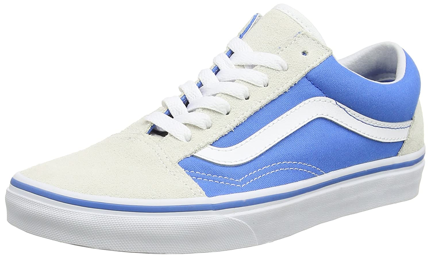 983898660b Vans Damen UA Old Skool Sneaker 41 EU|Blau (French Blue/True White) -  ecrider.de