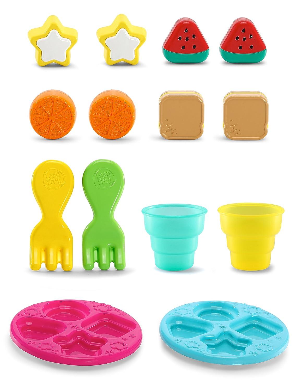 LeapFrog Shapes /& Sharing Picnic Basket Multicolor