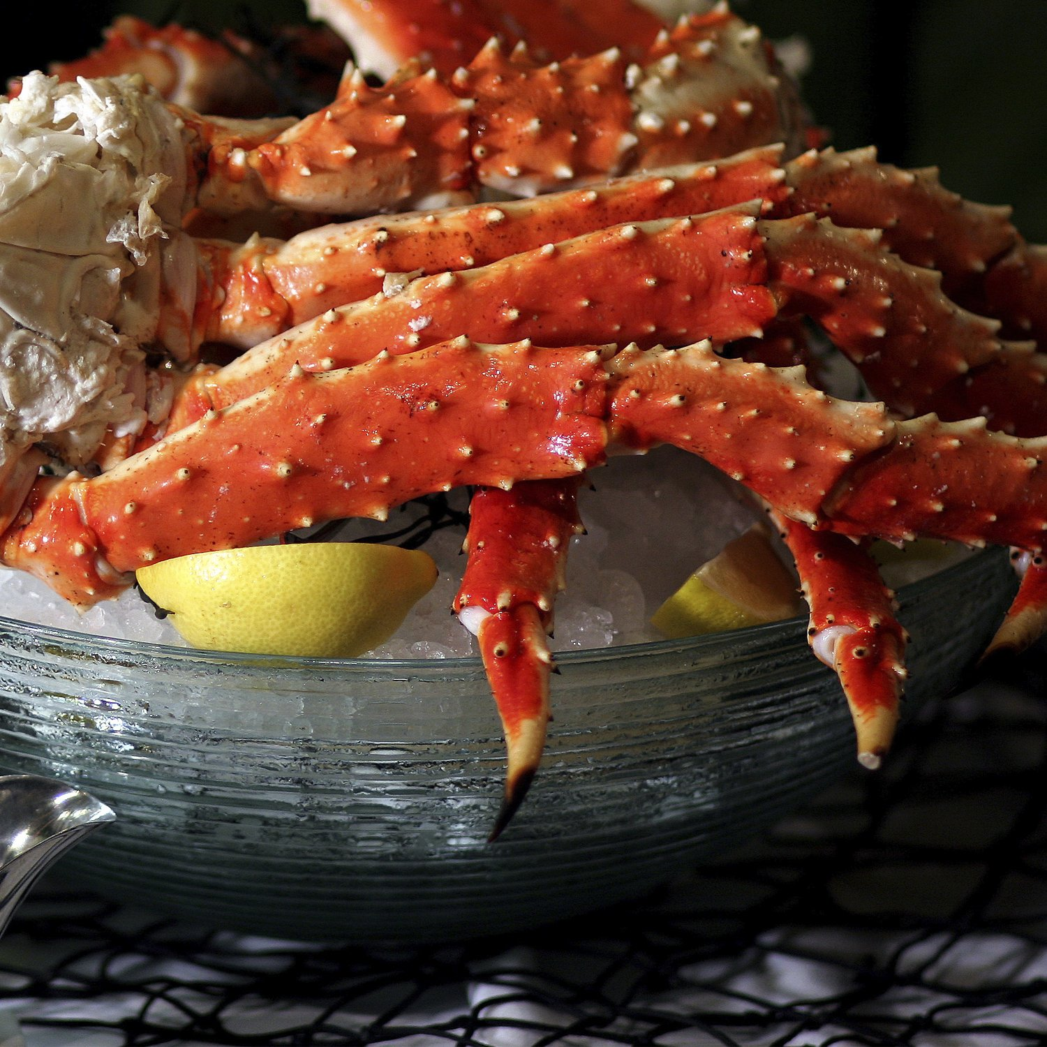 Sea Best Southern Red King Crab Legs, 1 5 Pound