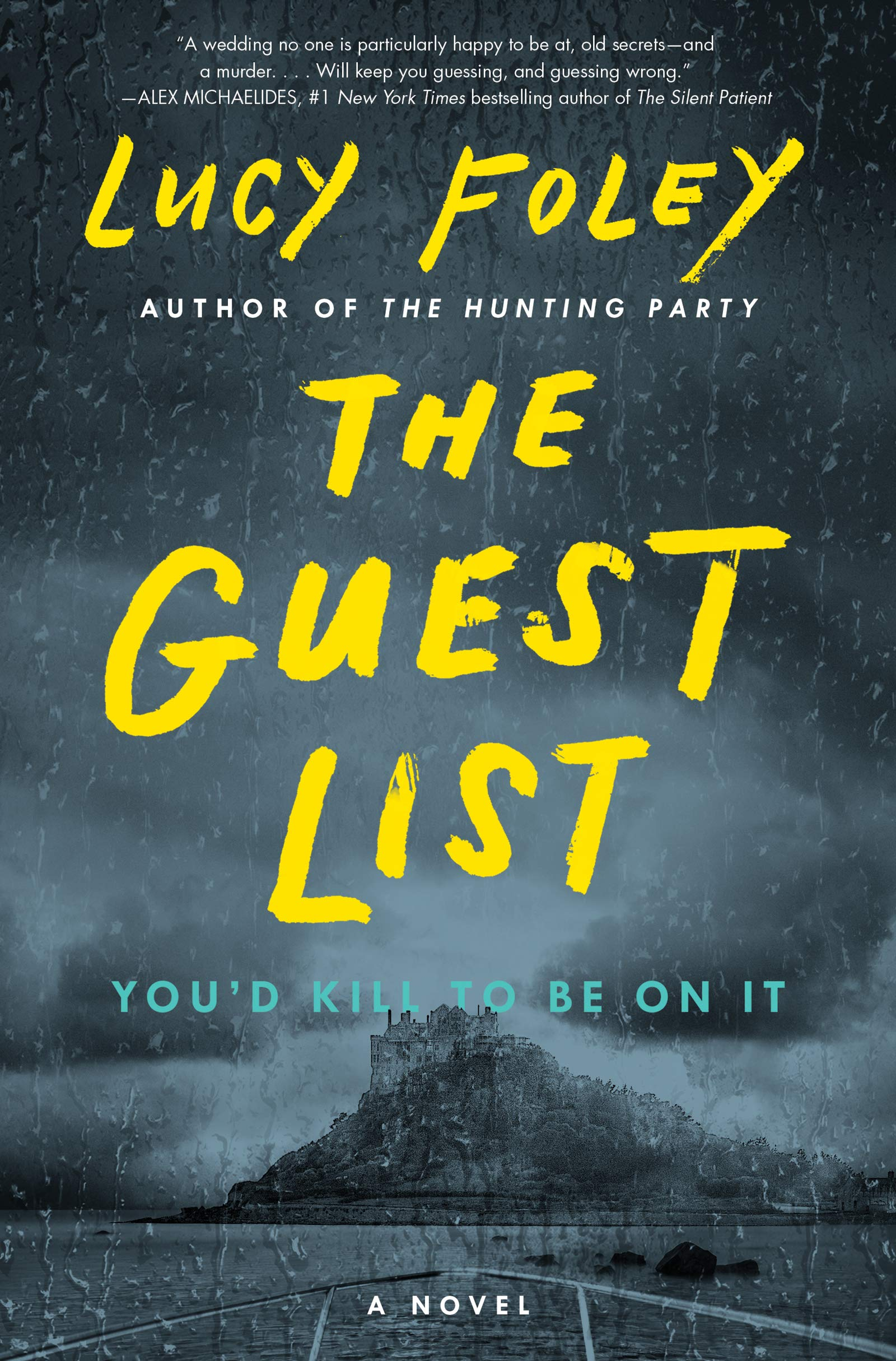 Lucy Foley The Guest List