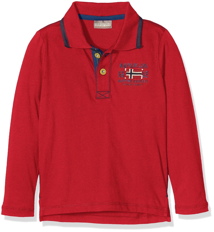 Napapijri K ENCO, Polo Niñas, Rojo (OLD RED), 152 (Talla del ...