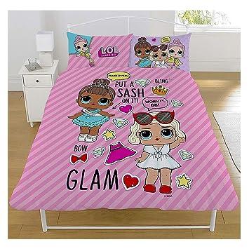 Lol Surprise Komplettes Bettwäsche Set Für Französische Betten