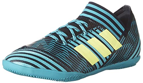 b07f9f7779ad Image Unavailable. Image not available for. Colour  adidas Boys  NEMEZIZ  Tango 17.3 Indoor Soccer Shoes