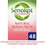 Senokot Max Strength Senna, 48 Tablets