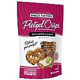 Snack Factory Pretzel Crisps Cinnamon Sugar, 7.2
