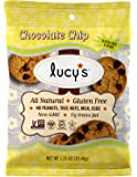 Lucy's Chocolate Chip Cookies, 1.25 Ounce Packages (Pack of 16)