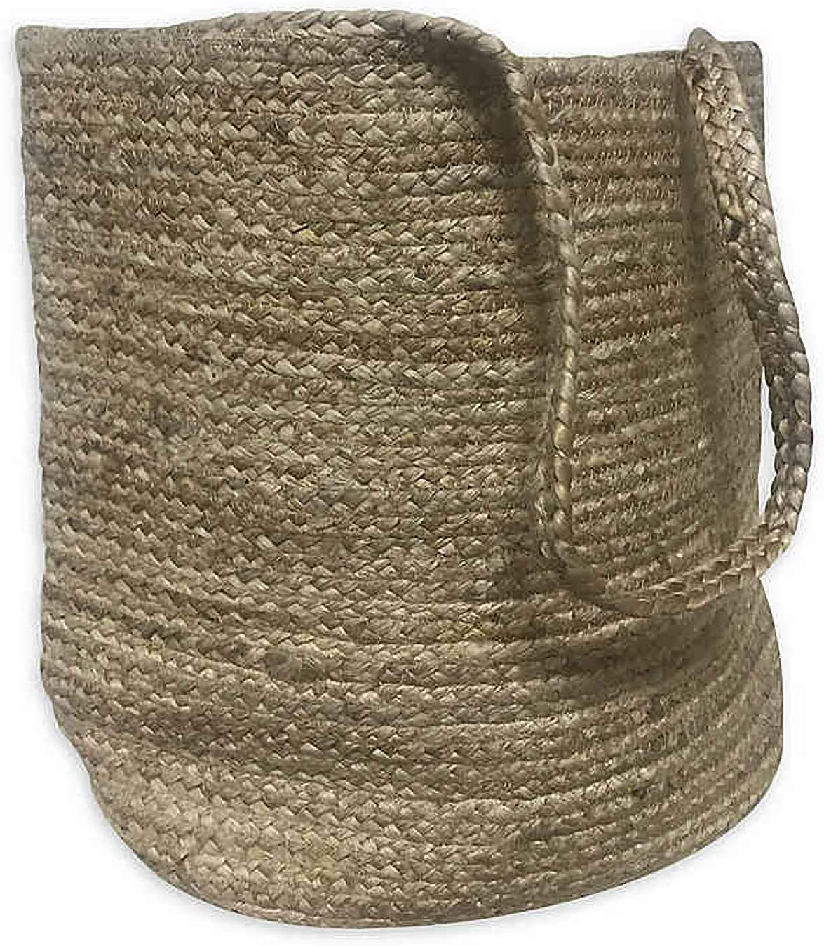 Bee & Willow Home Jute Laundry Hamper in Natural