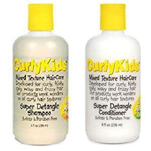 Curlykids Shampoo & Conditioner Set