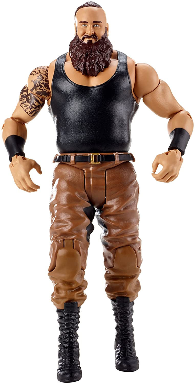 WWE Braun Strowman Basic Action Figure Mattel DXG10