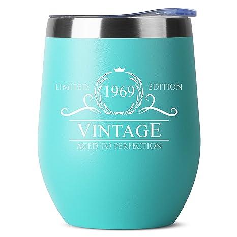 Amazon.com: Regalos de cumpleaños 1969 para mujeres o ...