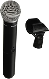 Shure BLX2//PG58 Handheld Transmitter with PG58 Microphone H8