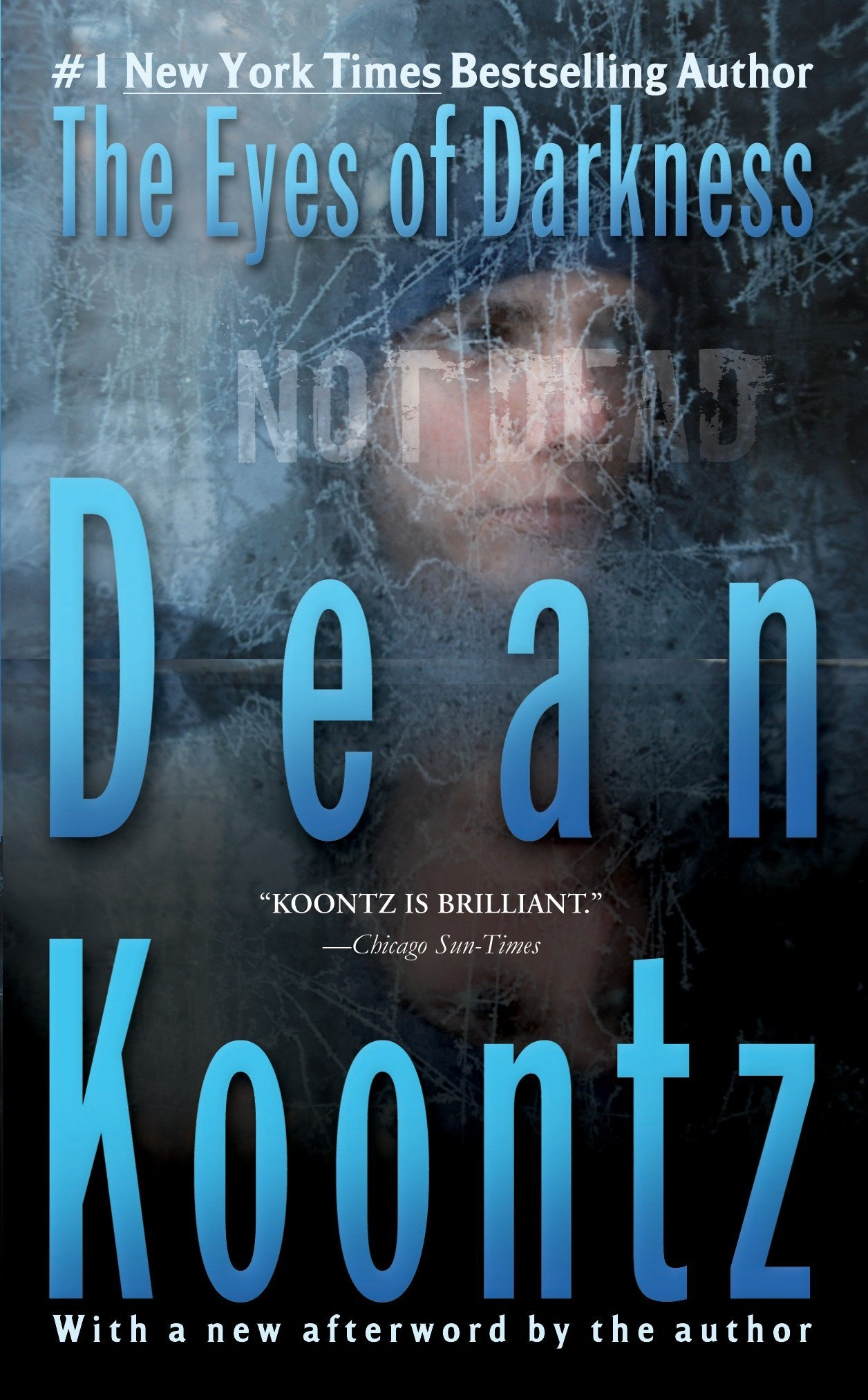 Pirtûk ji sala 2016 The Eyes of Darkness by Dean Koontz li ser bioweapon virusek Wuhan-400 dipeyive