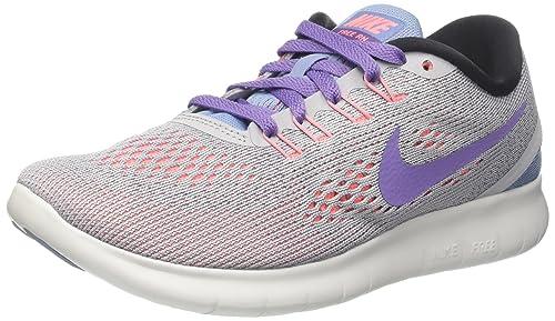 outlet store 5750d dbdd8 Nike Free RN, Zapatillas de Running para Mujer Amazon.es Zapatos y  complementos