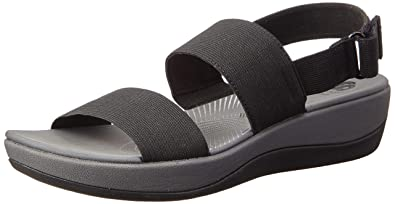 d1b93203839 Clarks Women s Arla Jacory Sling Back Sandals  Amazon.co.uk  Shoes ...
